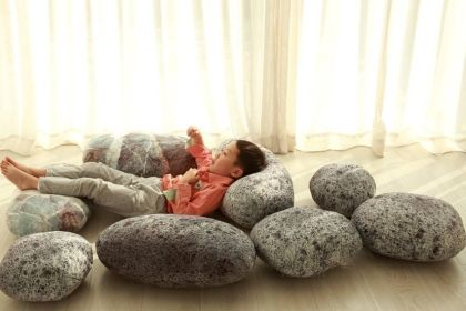 Rock Pillows 36
