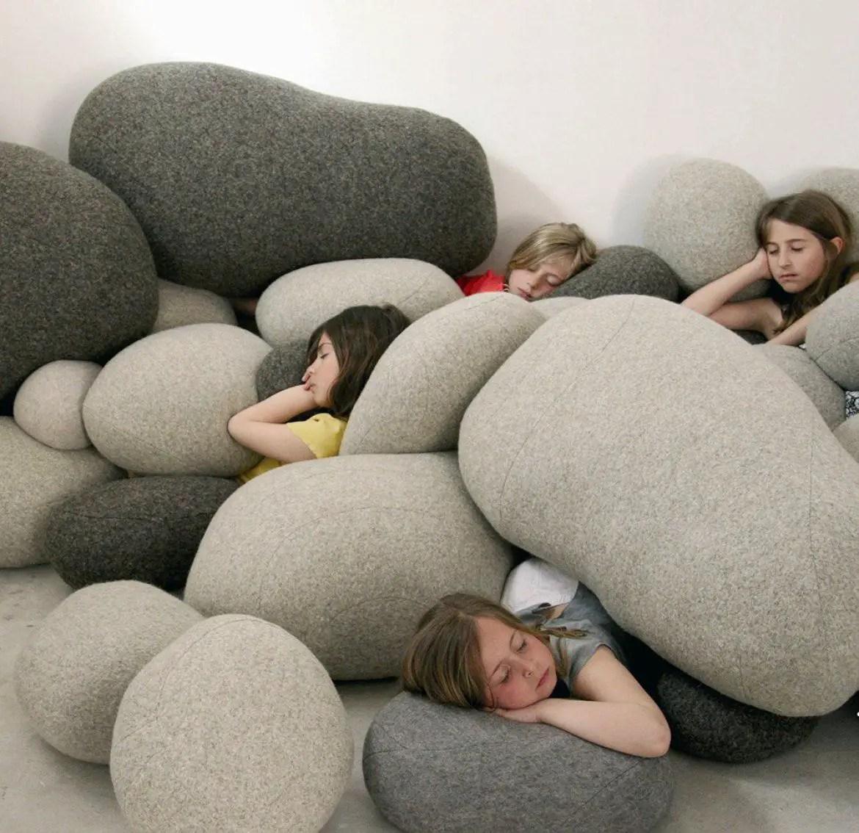 Rock Pillows 37