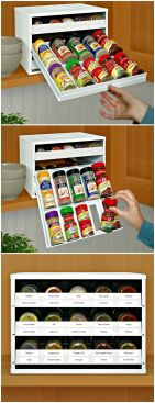 Spices Organization Ideas 38