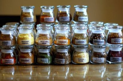 Spices Organization Ideas 56