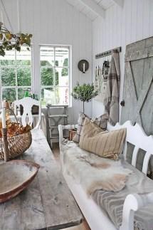 Swedish Farmhouse Interior Design