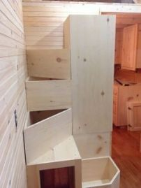 Tiny House Bunk Beds 24