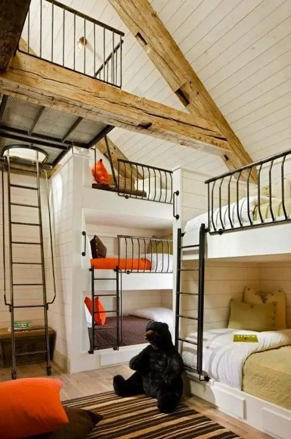 Tiny House Bunk Beds 29