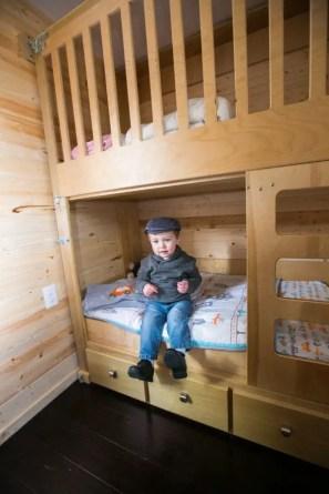 Tiny House Bunk Beds 34