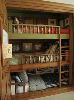 Tiny House Bunk Beds 44