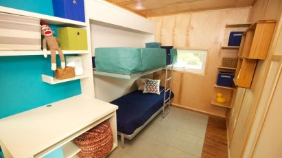 Tiny House Bunk Beds 50