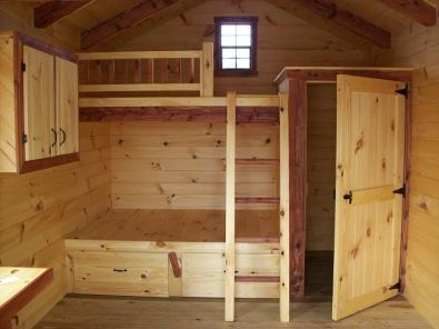 Tiny House Bunk Beds 9