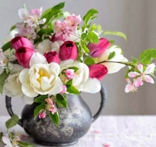 Tulips In Vase 33