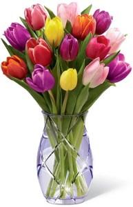 Tulips In Vase 49