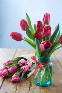 Tulips In Vase 51