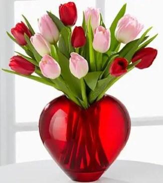 Tulips In Vase 55