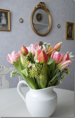 Tulips In Vase 63
