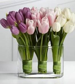 Tulips In Vase 69