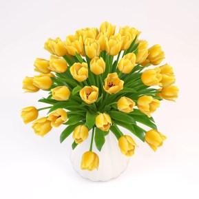 Tulips In Vase 82