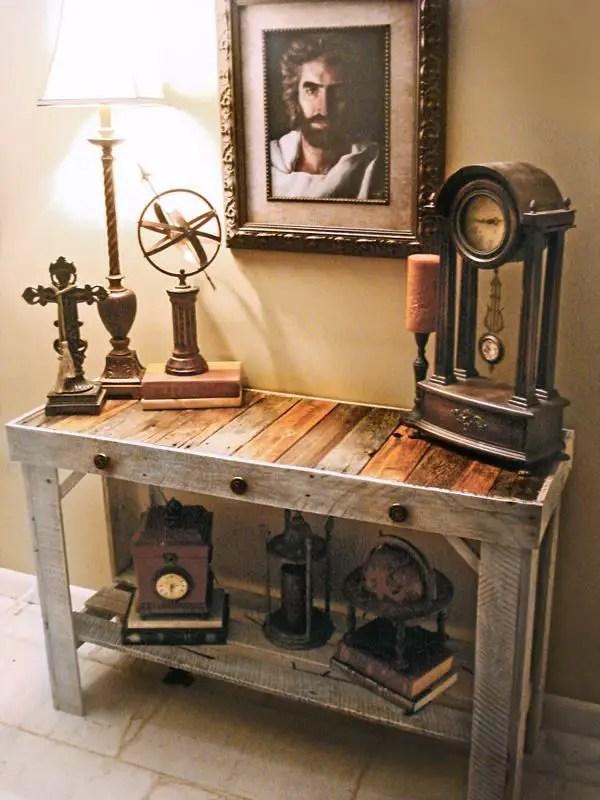 Wood Pallet Furniture 15