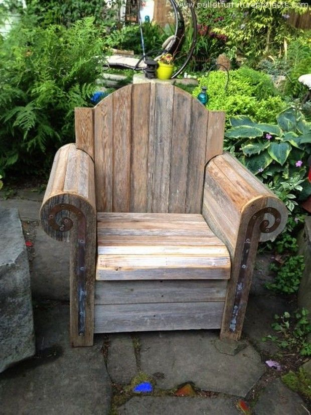 Wood Pallet Furniture 2