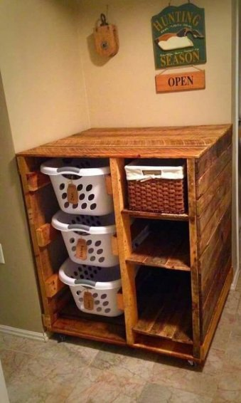 Wood Pallet Furniture 30