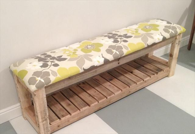 Wood Pallet Furniture 31