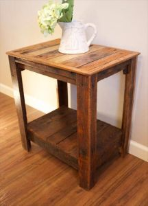 Wood Pallet Furniture 35