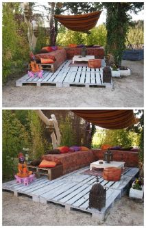 Wood Pallet Furniture 37