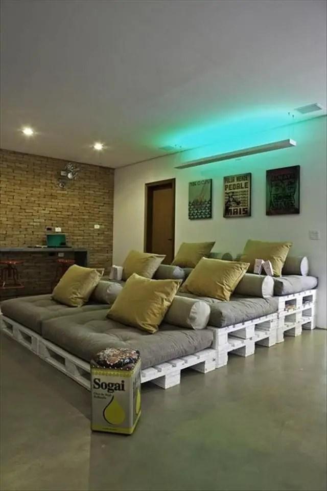 Wood Pallet Furniture 52