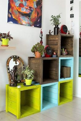 Wood Pallet Furniture 53