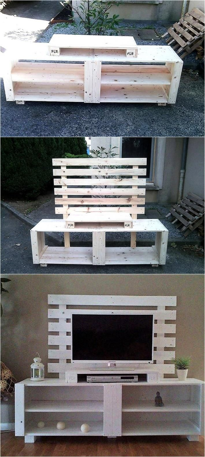 Wood Pallet Furniture 62