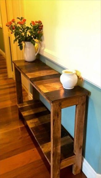 Wood Pallet Furniture 64
