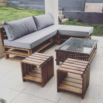 Wood Pallet Furniture 77