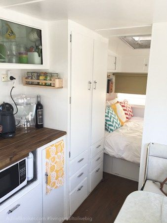Camper Van Interior Ideas 1