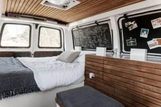 Camper Van Interior Ideas 24