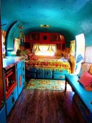 Camper Van Interior Ideas 35