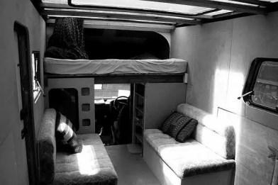Camper Van Interior Ideas 40