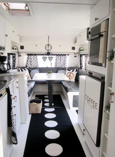 Camper Van Interior Ideas 5