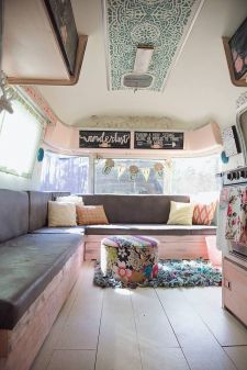 Camper Van Interior Ideas 54