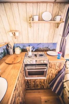 Camper Van Interior Ideas 63