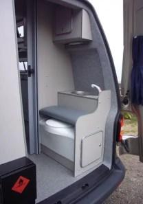 Camper Van Interior Ideas 71