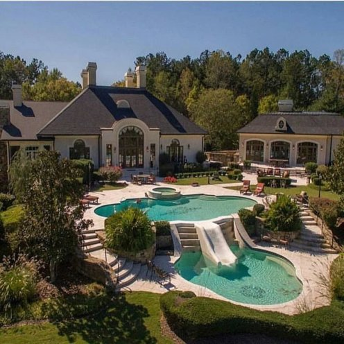 Beautiful Backyards With Pools 113