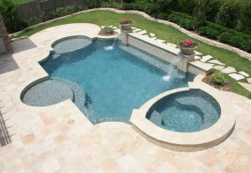 Beautiful Backyards With Pools 116