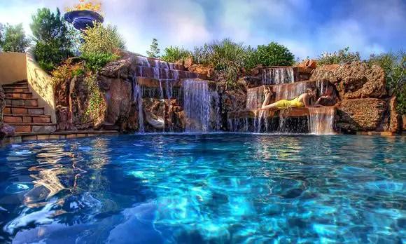 Beautiful Backyards With Pools 148