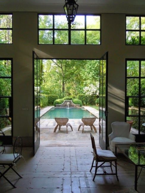 Beautiful Backyards With Pools 149