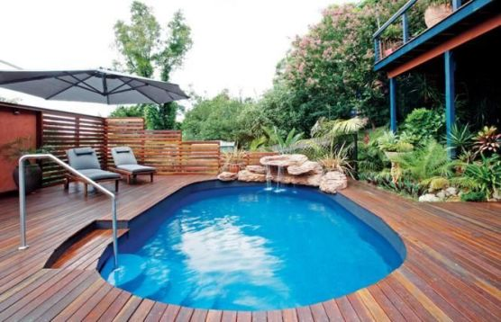 Beautiful Backyards With Pools 153