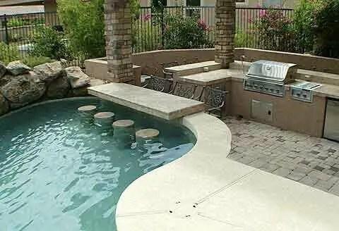 Beautiful Backyards With Pools 24