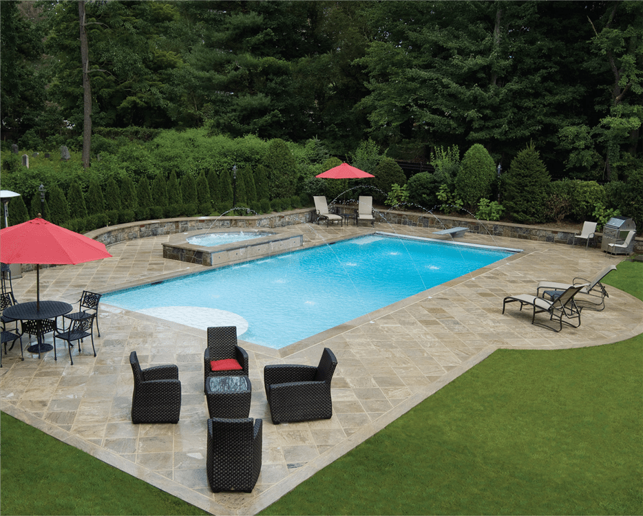 Beautiful Backyards With Pools 36