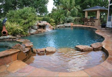 Beautiful Backyards With Pools 47