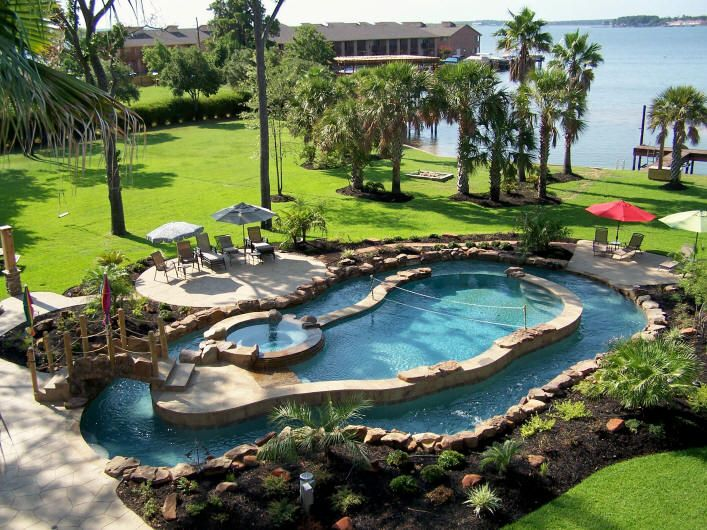 Beautiful Backyards With Pools 50