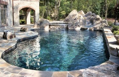 Beautiful Backyards With Pools 51