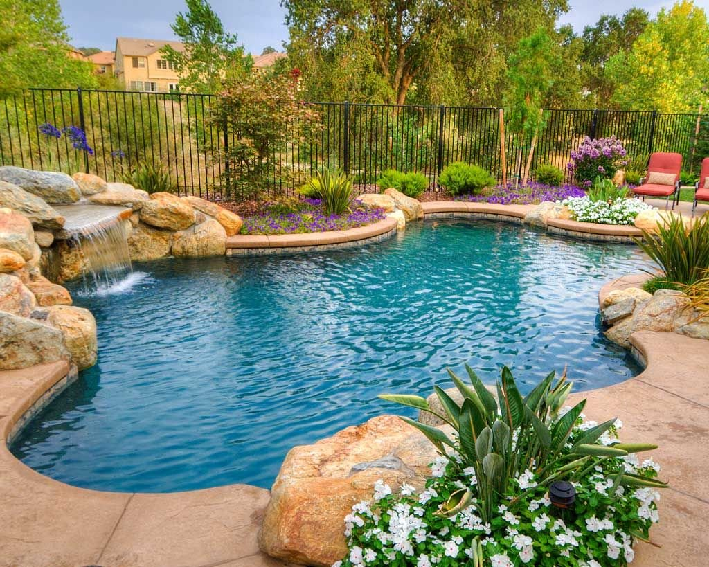 Beautiful Backyards With Pools 52
