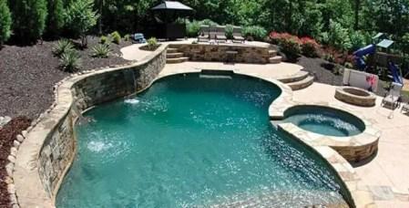 Beautiful Backyards With Pools 53