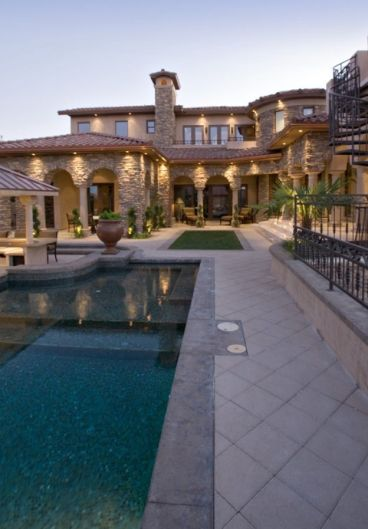 Beautiful Backyards With Pools 7